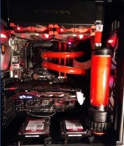 Click Computers Liquid Cooling