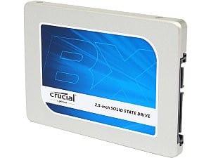 Crucial BX100 250 GIG SSD
